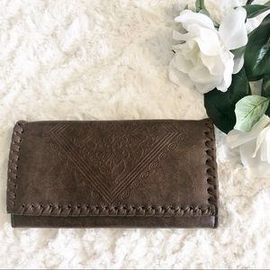 Urban Outfitters Ecote Brown Wallet